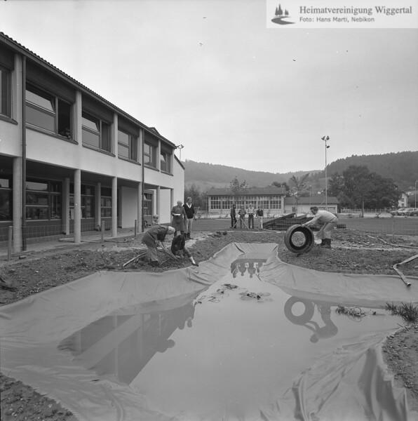 #041255 | neues Oberstufenschulhaus; owi