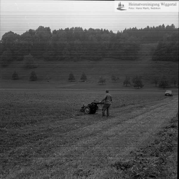 Landkauf Liegenschaft Erni 1986