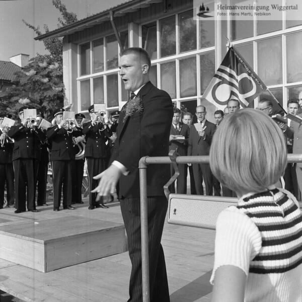 #041514 | Männerchor; wo? was?; Franz Meierhans, Dirigent; HDN; fja