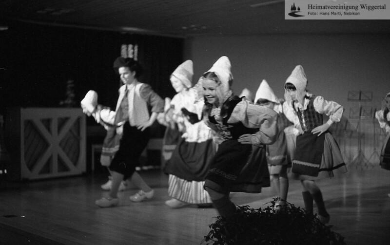 Musikschule Nebikon 30 Nov. 1975
