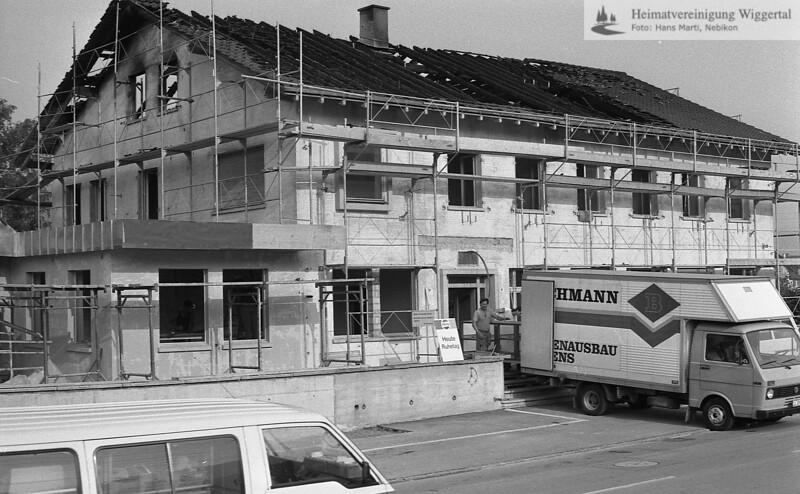 Rest.Bahnhof Neu 1987