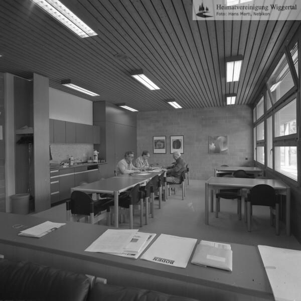 #041608 | Oberstufenschulhaus; Lehrerzimmer; srs; fja