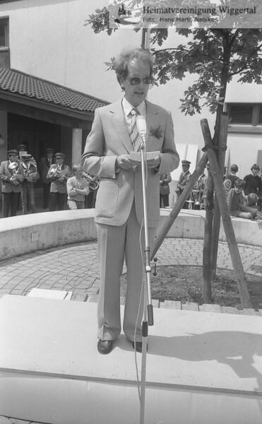 #041632 | Kurt Hodel, Gemeindepräsident (1981-1994) und Primarlehrer, Nebikon; awk