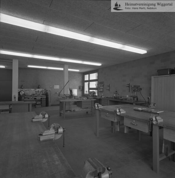#041601 | Oberstufenschulhaus; Werkraum; srs