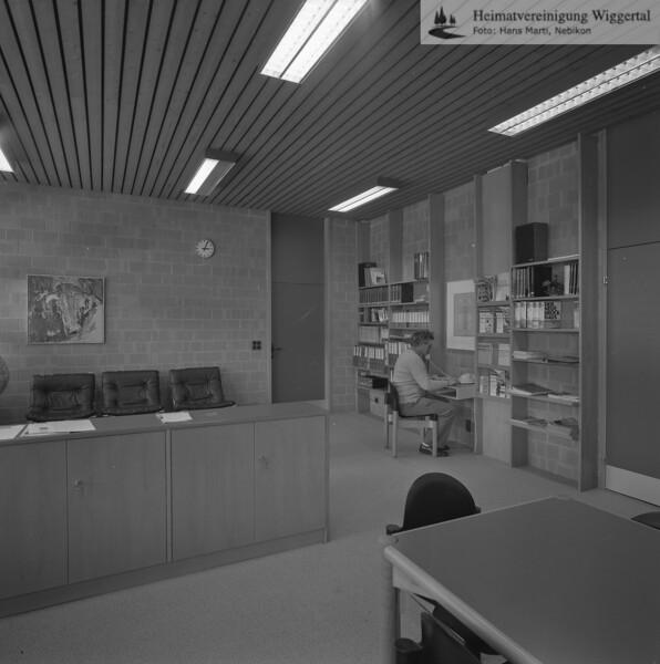 #041609 | Oberstufenschulhaus; Lehrerzimmer; srs