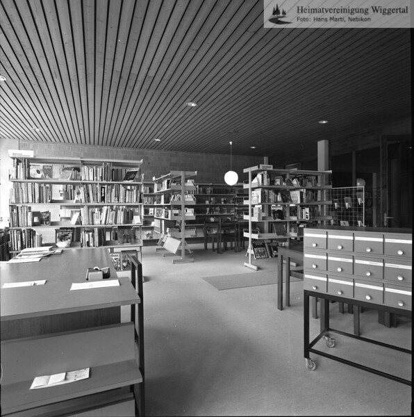 #041607 | Schulhaus; Bibliothek; srs; fja
