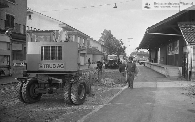 Bahnhofstrasse Herbst 84
