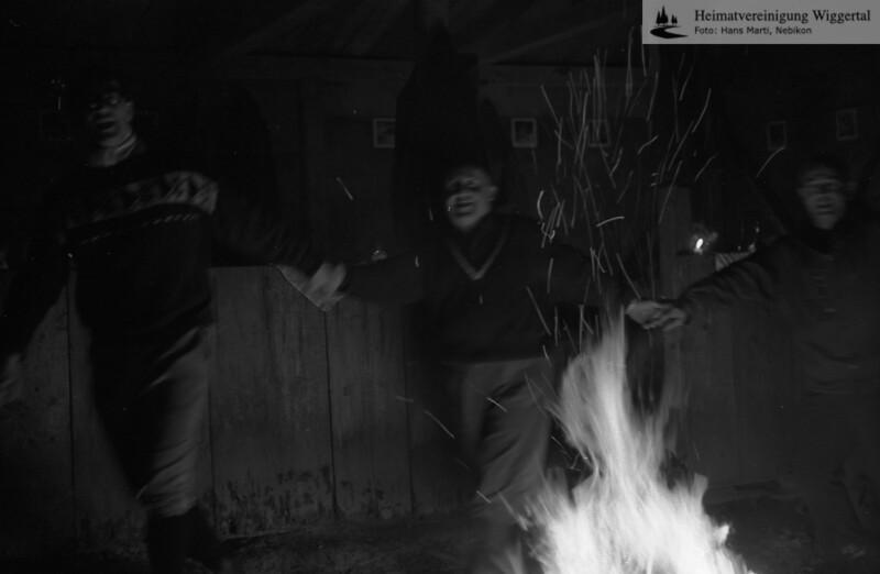 Waldweihnachten Männerriege Nebikon