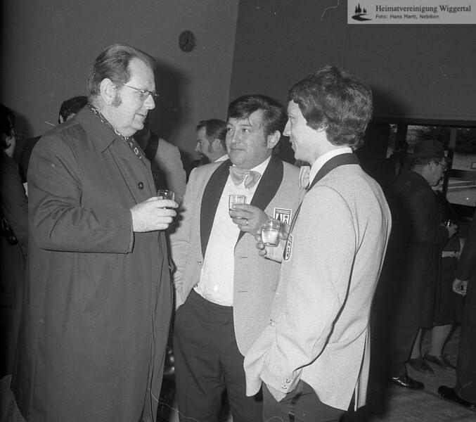 Altishofen: Pfarrauftritt Haus Birrer 1977