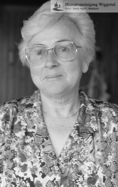 Brun Erika Egolzwil 1991