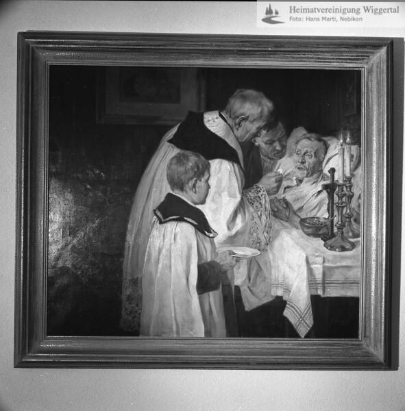 Bachmann Hans Kunstmaler 1984