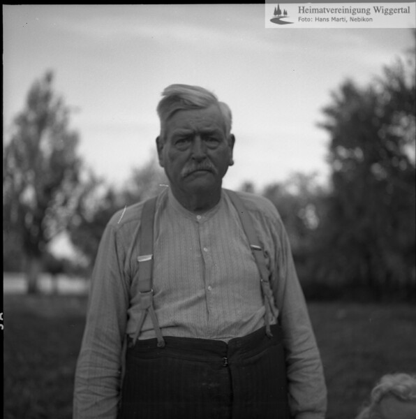 #050293 | Vater Erni vom Bellevue; PBA