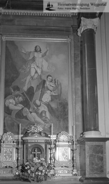 Willisau Altar links