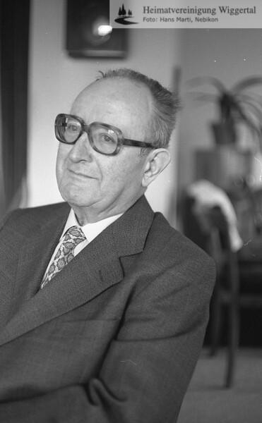 Alois 70 jährig