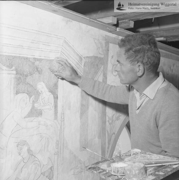 Kapelle 1961