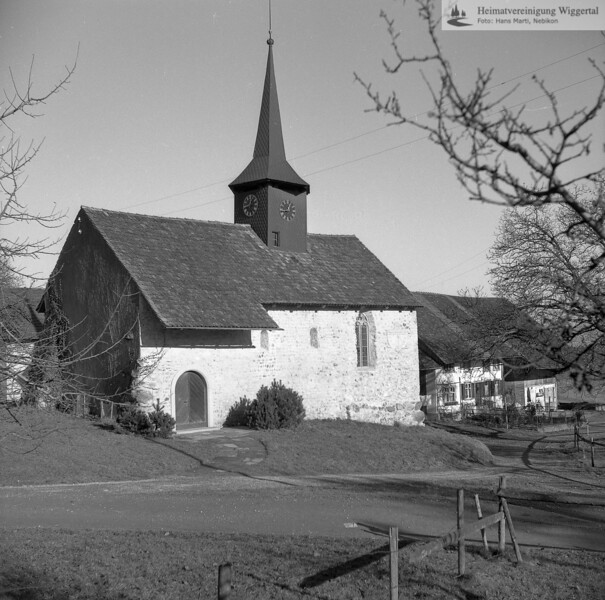 #050610 | Gerlikon; Wohnort Alfred Huggenberger; fja