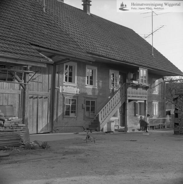#050930 | Wohnhaus; Tafel:; Jean Nick; Schuhmacher; fja