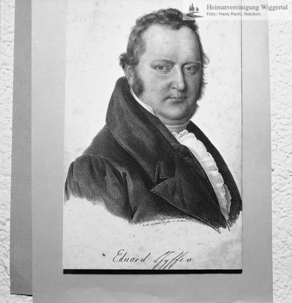Eduard Pfyffer 1782-1834