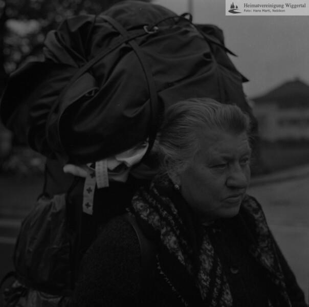 #050947 | Marie Irniger, Littau; Hausiererin; MHN