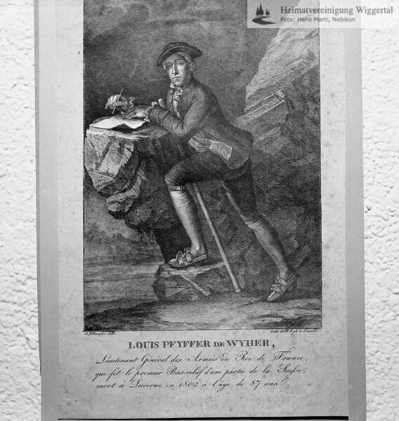 Oberst Lucas Pfyffer v.A. um ca 1620