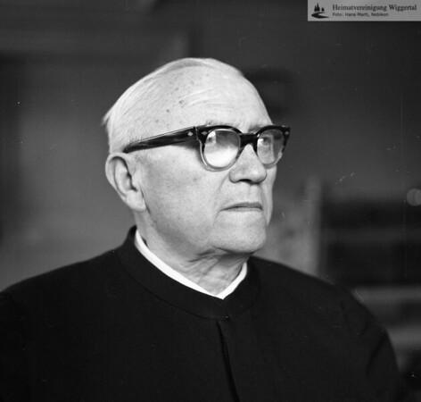 #051001 | Pfarrhelfer Josef Portmann von Altshofen; jl