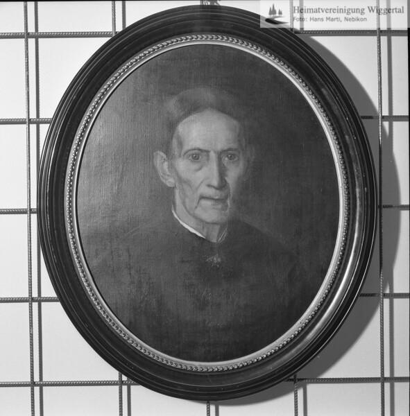 #051116 | Ausstellung Friedrich Stirnimann; Schloss Wyher, Herbst 1987; MHN