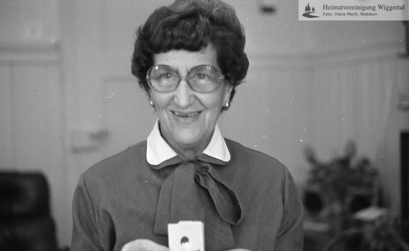 1987 Schmid Marie 70 jährig