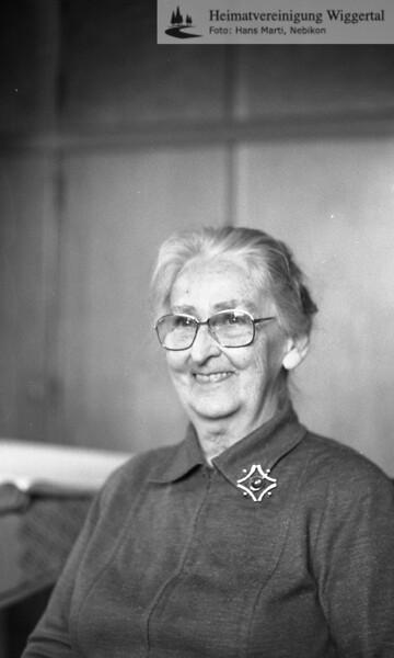 Frau…. Neuhaus 1983