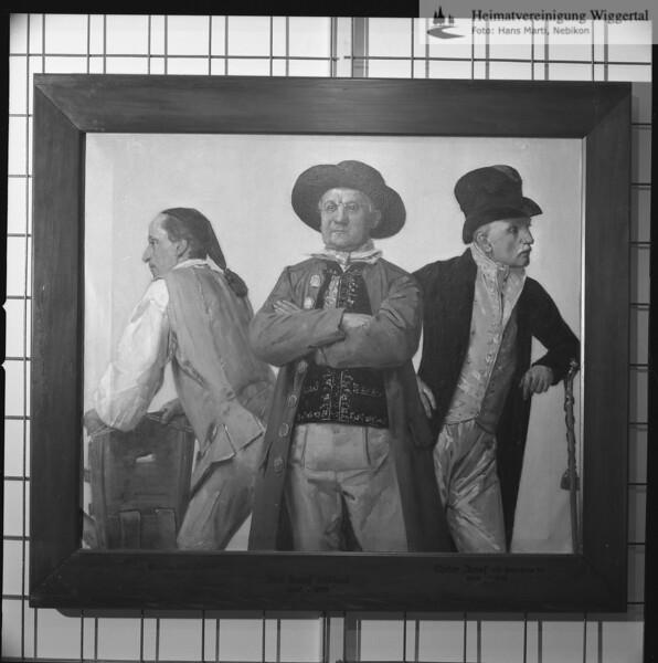 Ausstellung Wyher 1987