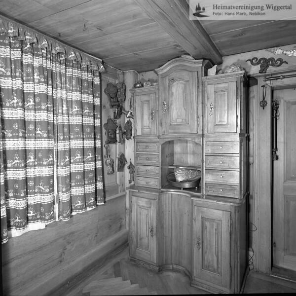 #051213   Bufett; Gasthaus Löwen; Säli; jaebr