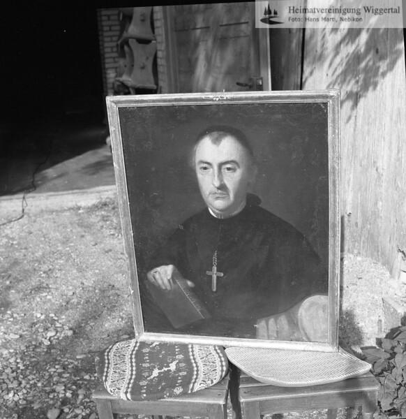 #051224   wer?wo?; vermutl. Martin Balthasar, Abt von St. Urban ???; drl