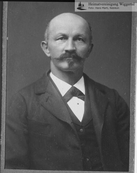 Alfred Zettel Sohn von Fritz