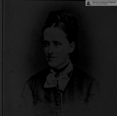 Katharin Zettel Schwester von Konrad