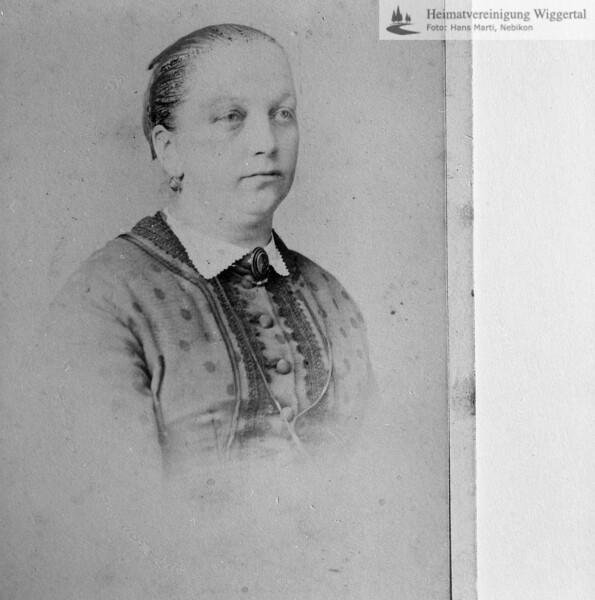 Frau von Zettel Fritz