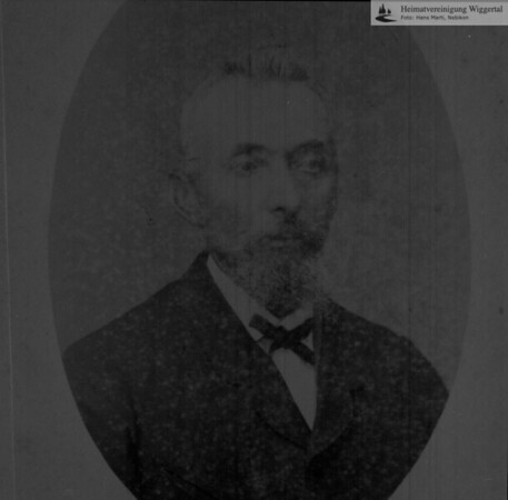 Johann Graber-Zettel alt