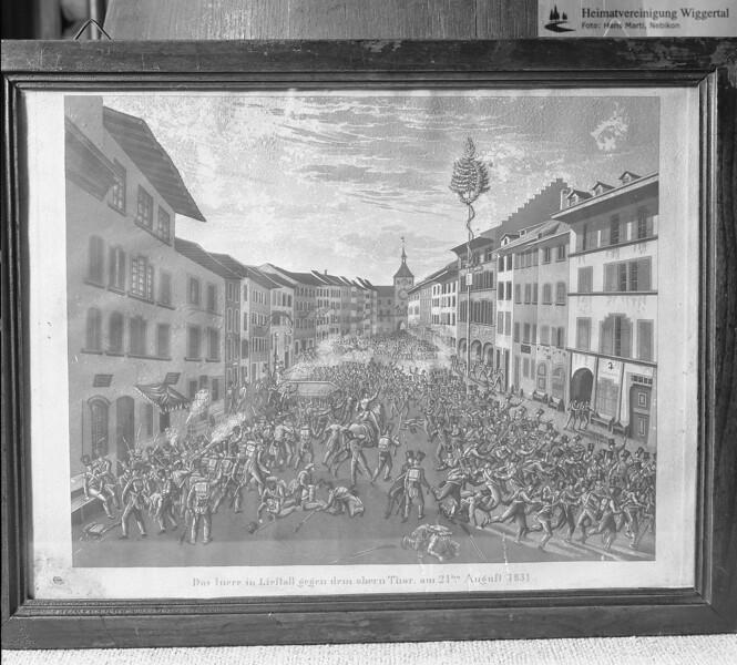 #051247 | Liestal; 21. August 1831; Gemälde; fja