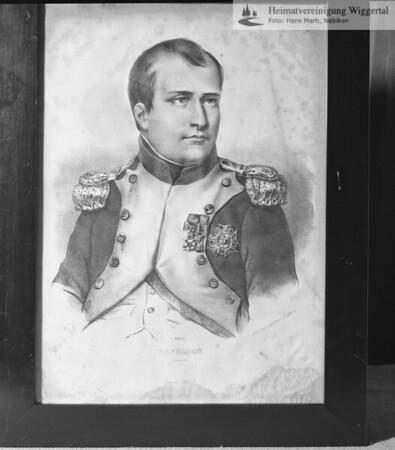 #051241   Napoleon; im Gasthaus Löwen; jaebr