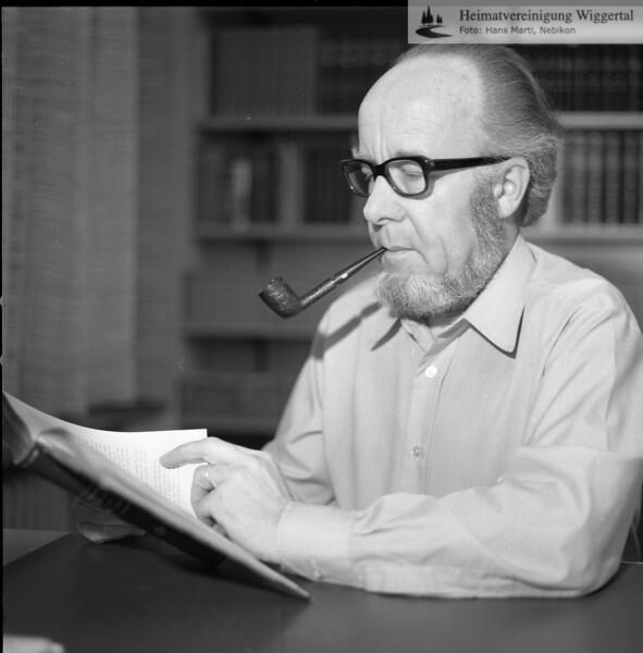#051378 | Dr. h.c. Josef Zihlmann; fja