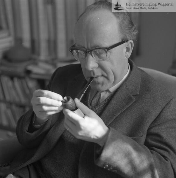 #051367 | Josef Zihlmann; Namenforscher; fja