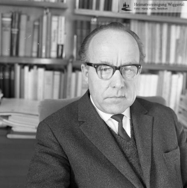 #051355 | Josef Zihlmann; Namenforscher; vts