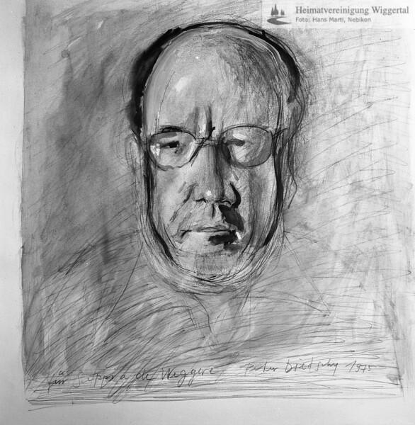 #051392 | Seppi a de Wiggere; Josef Zihlmann; von Peter Dietschy, 1975; fja