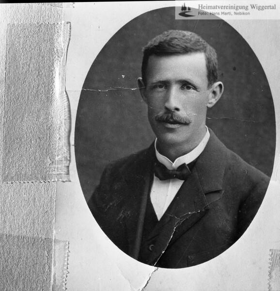 #051390 | Josef Zihlmann-Koch (1884-1954); Vater von Dr.h.c.Josef Zihlmann; thf