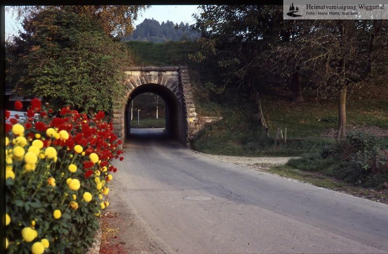 Eisenbahn Altbüron