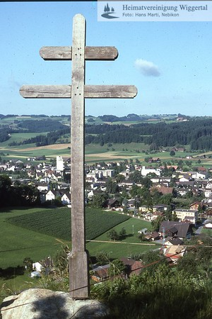 Nebikon Ort/ Fürstkreuz Nebikon