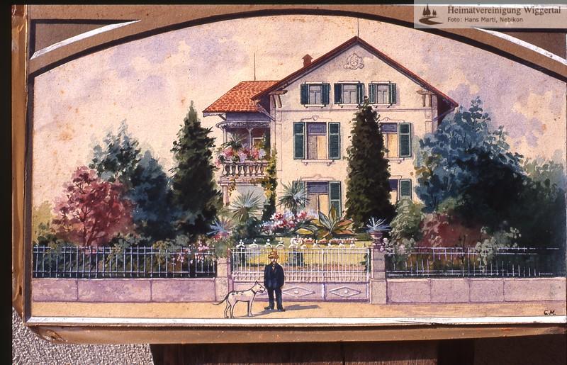 Nebikon Villa Erika