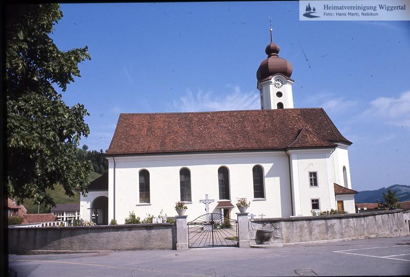 Willisau,Hegiswil,Ettiswil,Luthern,Pfaffnau/Luthern Kirche