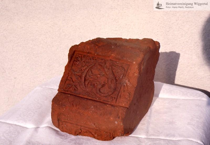 St.Urban(Burgen,Mauensee,Kastelen,Schlüssel)/St.Urban Keramik
