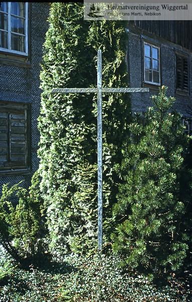 Sakrallandschaft ausgeschieden ausstattung/Schötz Kreuz
