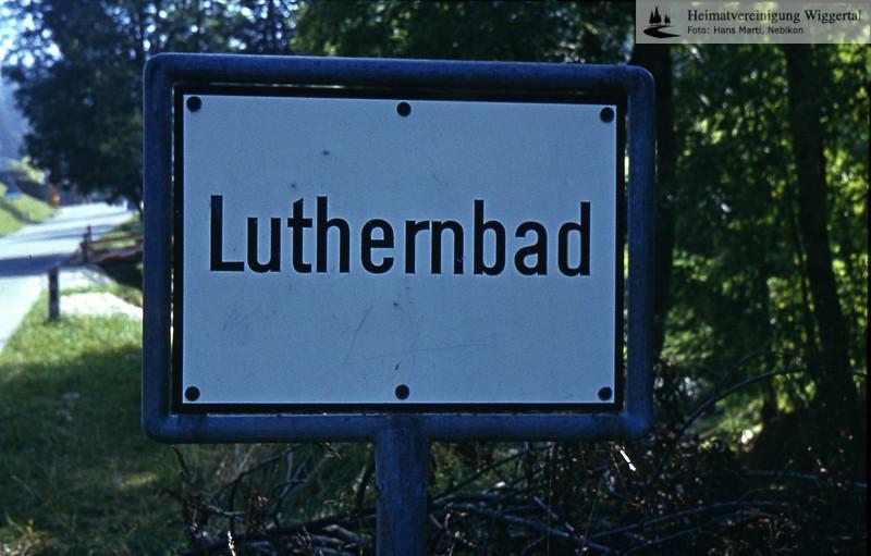 Sakrallandschaft Luthernbad