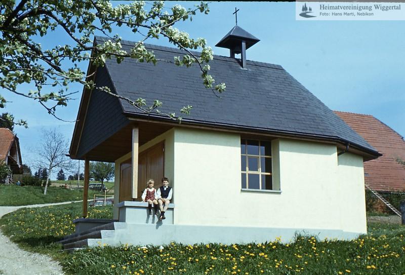 Sakrallandschaft Fischbach St. Wändel